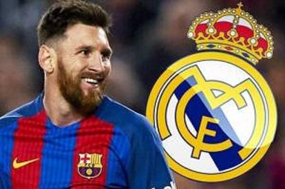 محاولة أخيرة من ريال مدريد لخطف ميسي من برشلونة