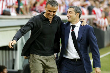 هل يخلف فالفيردي مواطنه إنريكي في تدريب برشلونة؟!