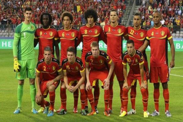 منتخب بلجيكا