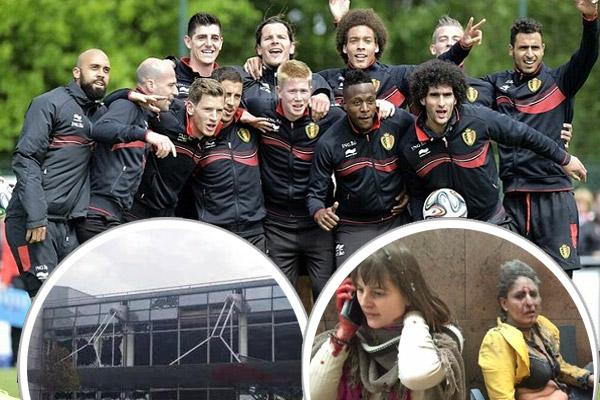الإتحاد البلجيكي يغلي تدريبات المنتخب