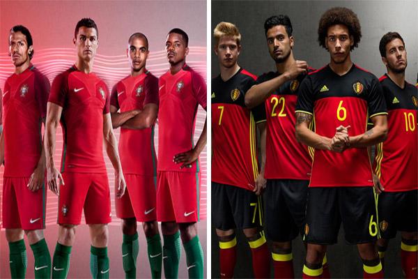 نقل مباراة بلجيكا والبرتغال من بروكسل إلى ليريا