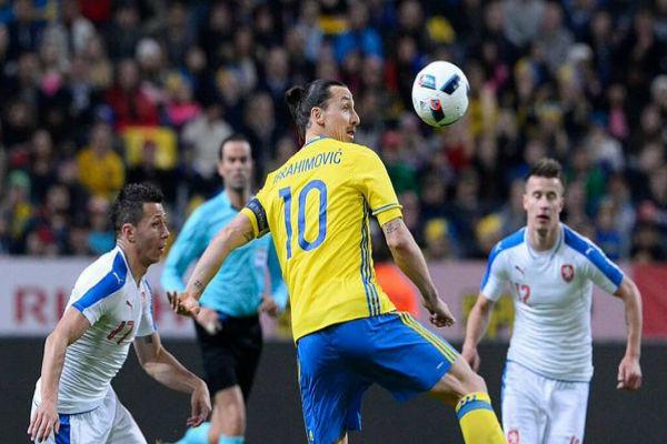 تعادل السويد وجمهورية التشيك