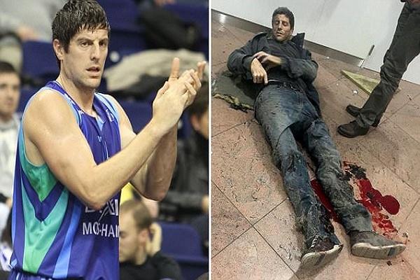 لاعب السلة البرازيلي الاصل سيباستيان بيلين