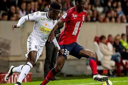 انجيه يفرمل ليل في الدوري الفرنسي