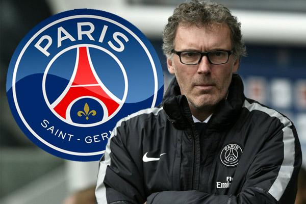 لوران بلان وقع كتاب استقالته من تدريب باريس سان جرمان