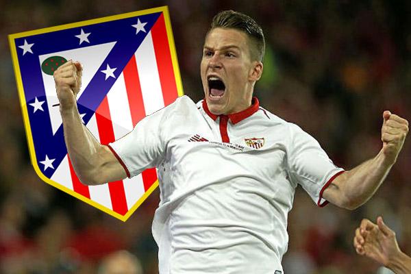 أتليتكو مدريد يسعى لضم المهاجم الفرنسي كيفين غاميرو