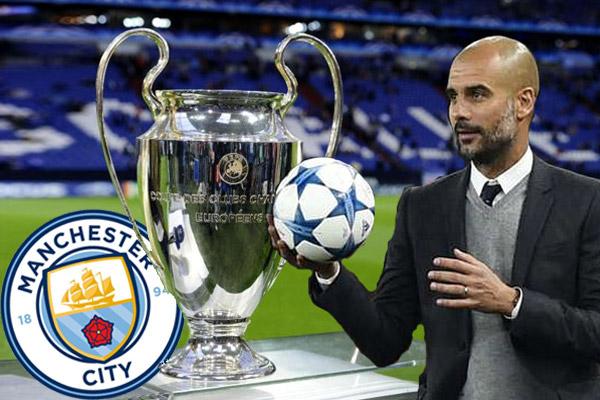 مانشستر سيتي يرصد لغوارديولا 3 ملايين باوند للفوز بدوري الأبطال