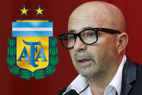 رفض الأرجنتيني خورخي سامباولي عرض اتحاد الكرة المحلي لتدريب منتخب بلده