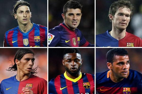 تكبدت خزينة نادي برشلونة الإسباني خسائر فادحة في السنوت العشر الأخيرة