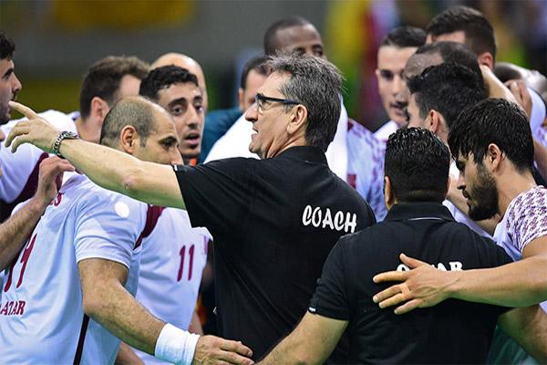 حققت قطر بداية نارية في دورة الالعاب الاولمبية بفوزها الكبير على كرواتيا