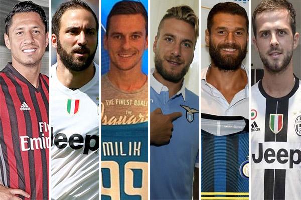 حظي الدوري الايطالي لكرة القدم باهتمام العالم خلال الصيف