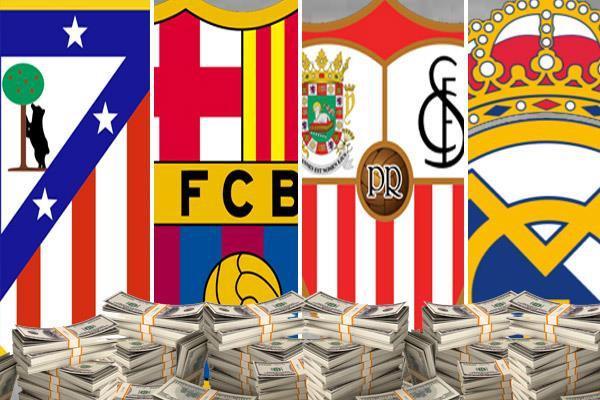 سجلت أندية الدوري الإسباني تراجعًا في إنفاقها على انتدابات الميركاتو الصيفي الحالي