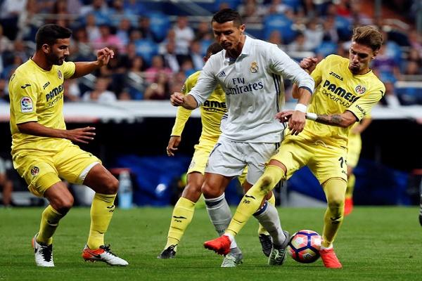 تعثر جديد لريال مدريد
