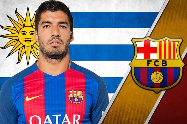 وسائل إعلام أوروغويانية أكدت أنّ نادي برشلونة قد اتفق مع لويس سواريز، على عدم اللعب مع المنتخب