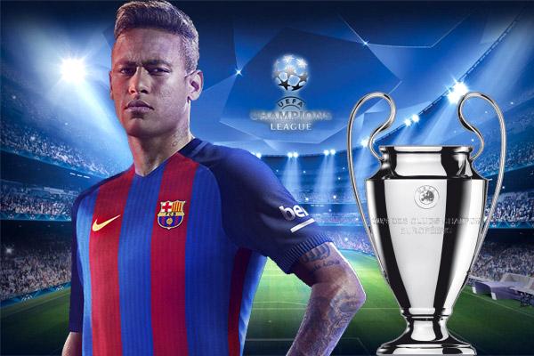 نيمار أفضل صانع أهداف في مسابقة دوري أبطال أوروبا