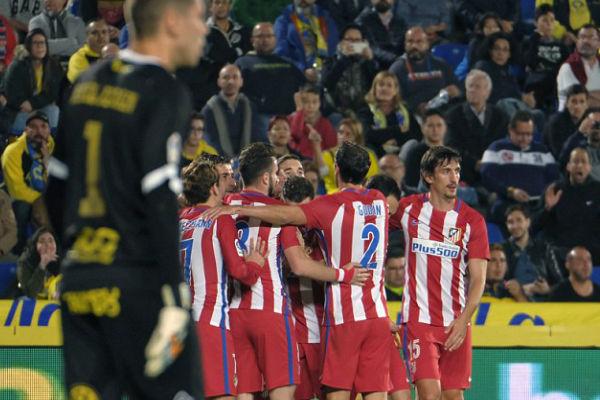 أتلتيكو مدريد يقترب من بلوغ ربع نهائي كأس إسبانيا
