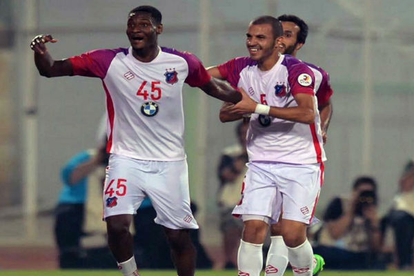 الكويت يهزم كاظمة بثنائية
