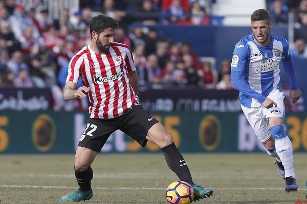 تعادل ليغانيس واتلتيك بلباو سلبا في الدوري الإسباني