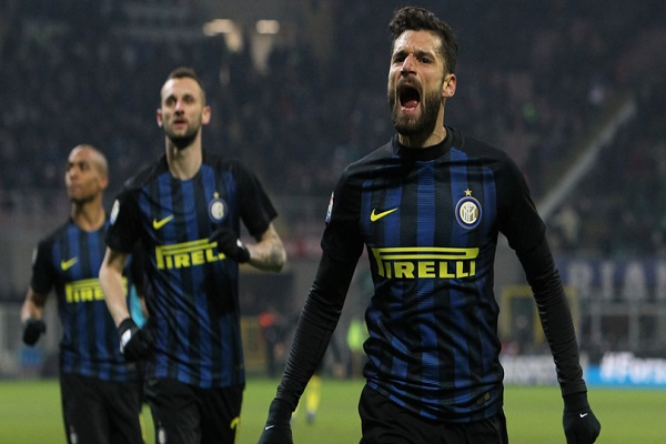إنتر ميلان يلحق بركب المتأهلين إلى ربع نهائي كأس إيطاليا