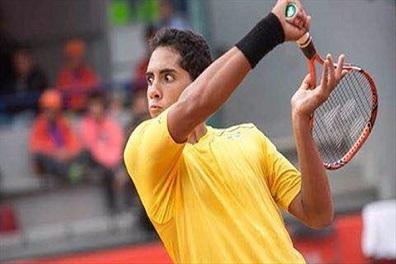 يوسف حسام لاعب تنس مصري واعد يبحث عن راع يضمن مستقبله