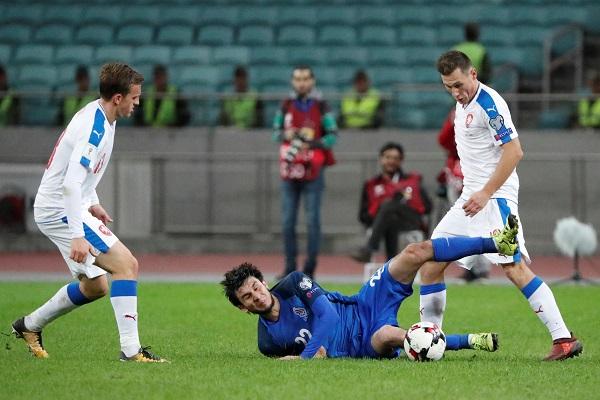 فوز معنوي لتشيكيا في تصفيات مونديال روسيا