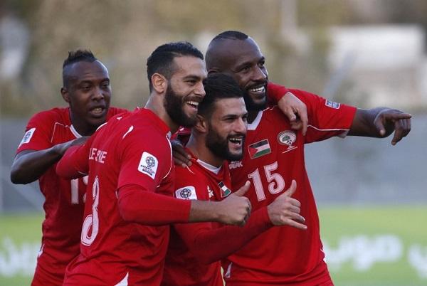 فلسطين أول المتأهلين إلى نهائيات كأس آسيا 2019