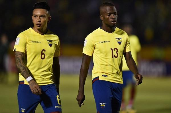الاتحاد الإكوادوري يوقف 5 لاعبين لمغادرتهم مقر إقامة المنتخب