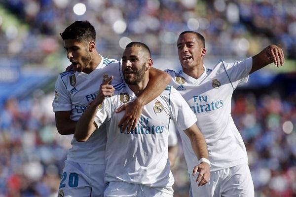 رونالدو ينقذ ريال بهدفه الأول