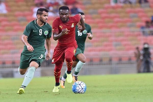 السعودية تخسر بثلاثية أمام غانا في مباراة ودية