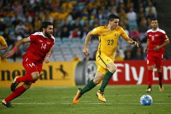خروج مشرف لسوريا وتأهل أستراليا إلى ملحق دولي