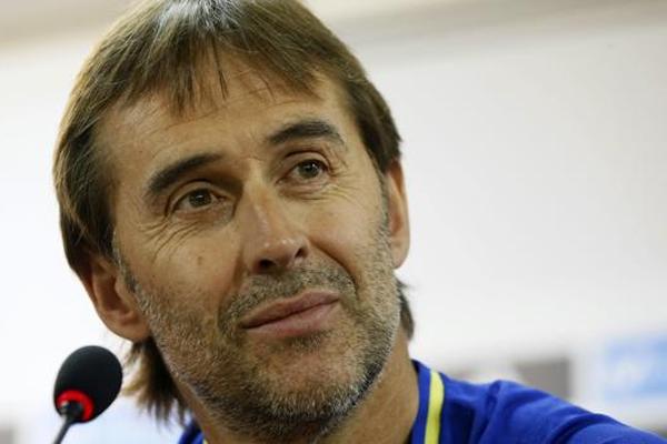 شدد مدرب إسبانيا خولين لوبيتيغي ان الاستقلال المحتمل لإقليم كاتالونيا لن يعكر تحضيرات المنتخب لخوض مونديال 2018