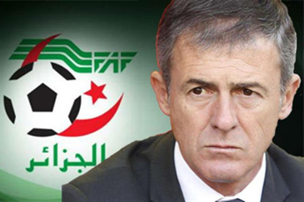 الاتحاد الجزائري اقالة مدرب المنتخب الاول الاسباني لوكاس الكاراز بعد ستة اشهر من تعيينه نظرا للنتائج السلبية المتتالية