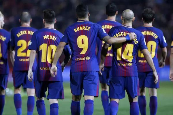 كرر المدير العام لبرشلونة اوسكار غراو رغبة النادي الكاتالوني بالاستمرار في الدوري الاسباني