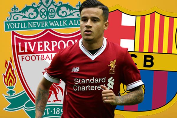 فيليب كوتينيو نجم نادي ليفربول الإنكليزي قد حصل على موافقة من إدارة ناديه للانتقال إلى نادي برشلونة