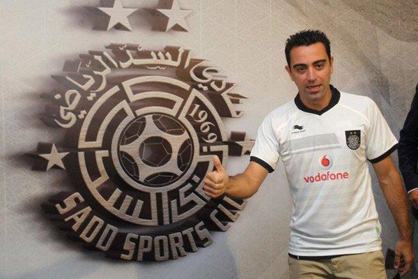 تشافي يرغب في تدريب منتخب قطر في مونديال 2022
