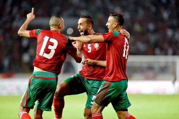 فوز المغرب على كوريا الجنوبية وديا