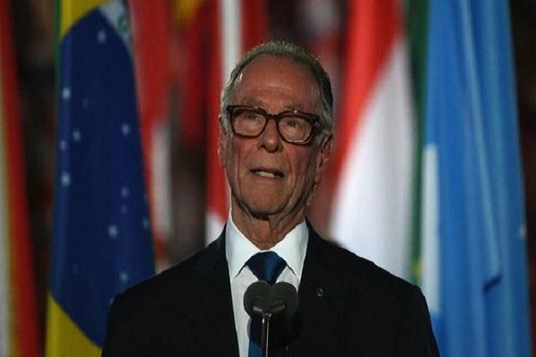 رئيس اللجنة الاولمبية البرازيلية السابق كارلوس نوزمان