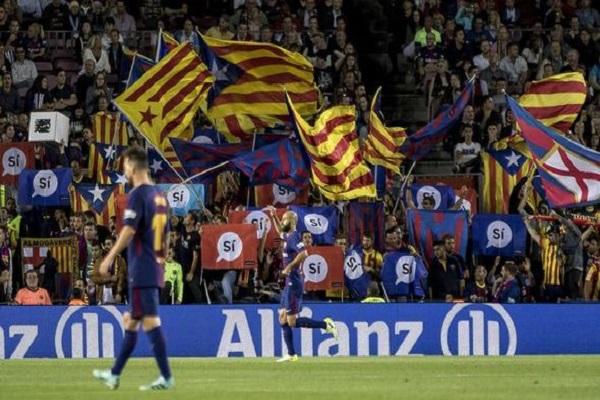 أزمة كاتالونيا تضع برشلونة بين سندان الاقليم ومطرقة اسبانيا