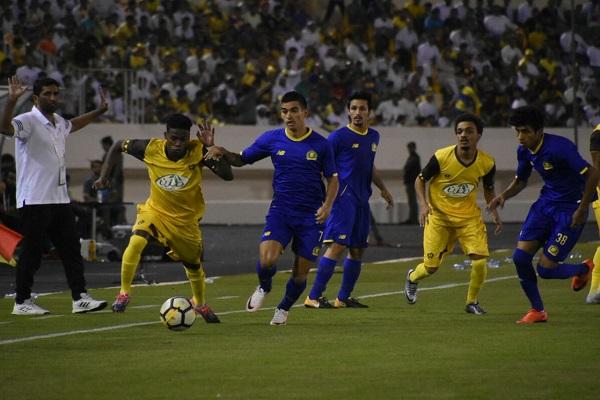 ثلاثة تعادلات في افتتاح المرحلة السابعة من الدوري السعودي