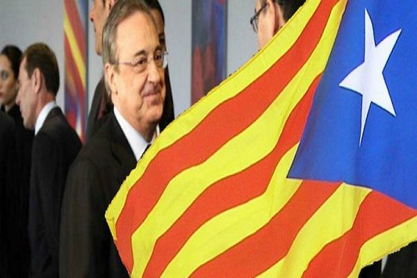 اعتبر رئيس نادي ريال مدريد فلورنتينو بيريز انه لا يمكنه ان يتخيل