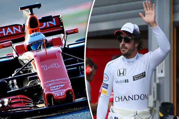 أعلن فريق ماكلارين المشارك في بطولة العالم للفورمولا واحد، ان الاسباني فرناندو ألونسو مدد عقده معه للموسم المقبل