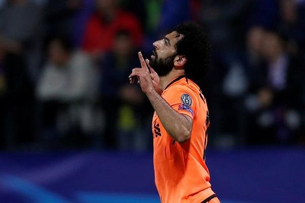 صلاح أفضل لاعب في الجولة الثالثة من دوري أبطال أوروبا