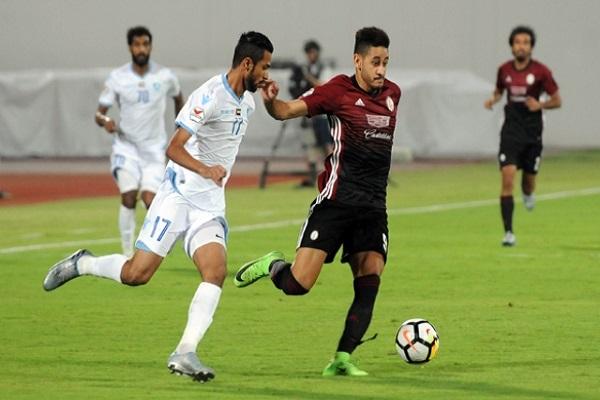 الوحدة يستعيد صدارة الدوري الإماراتي مؤقتا بفوز متأخر على حتا