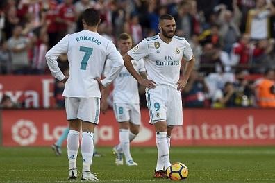 ماذا يحدث لريال مدريد؟ إصابات وغيابات ورونالدو بعيد عن المرمى