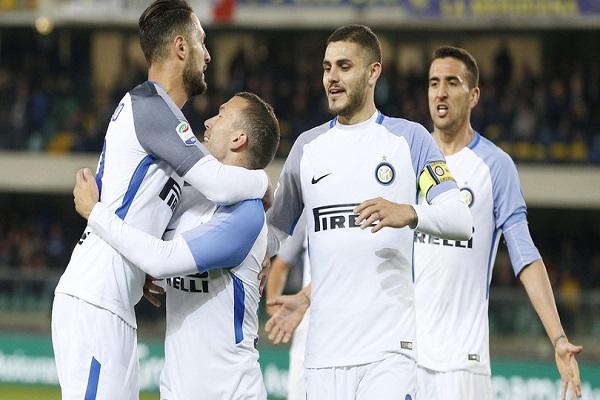 إنتر ميلان يواصل بدايته القوية في الدوري الإيطالي