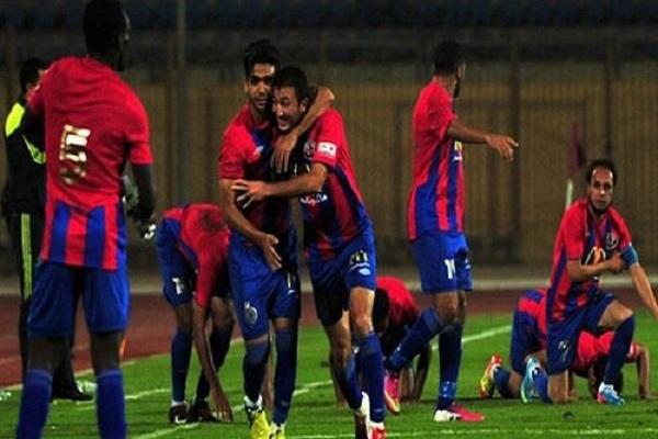 بتروجيت يصعد إلى المركز الخامس في الدوري المصري