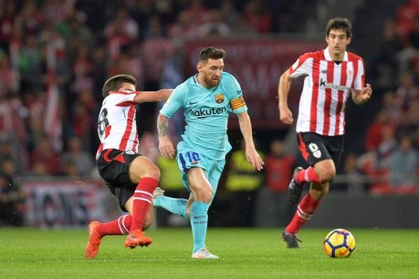 برشلونة يعزز ريادته