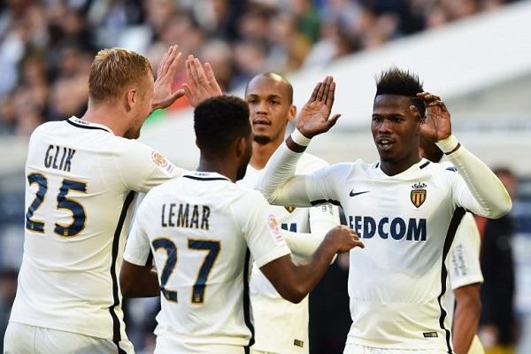 موناكو يواصل الضغط على سان جرمان في الدوري الفرنسي