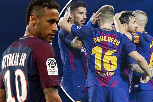 نيمار قد ندم على ترك برشلونة حيث افتقد المعاملة التي كان يلقاها في النادي الكتالوني