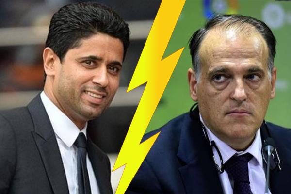 الخليفي يؤكد بانه لا يوجد دقة كبيرة في تصريحات خافيير تيباس رئيس رابطة أندية الدوري الإسباني